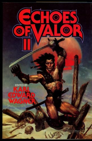 Echoes Of Valor ll - 1st Print - 08/89 - FN/FN - TOR