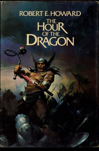 Hour Of The Dragon - BOMC - -/77 - VG/NF - Berkley