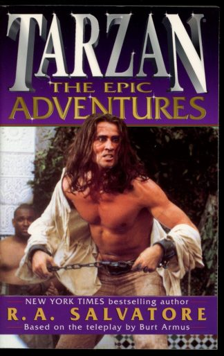Tarzan: The Epic Adventures - 1st Print - 10/96 - FN - Del Rey