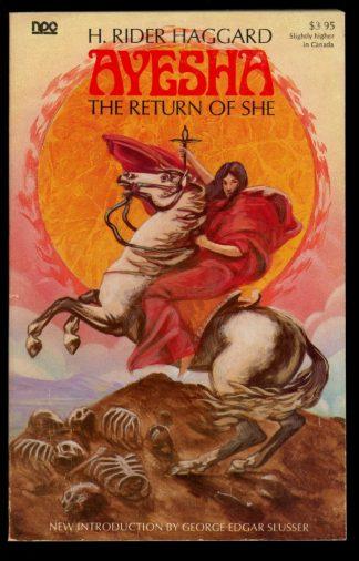 Ayesha: The Return Of She - 1st Print - 10/77 - NF - Newcastle