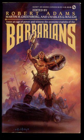 Barbarians - 1st Print - 01/86 - NF - Signet