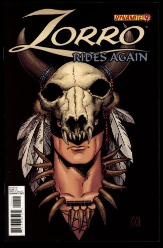 ZORRO RIDES AGAIN - #9 - 03/12 - 9.4 - Dynamite
