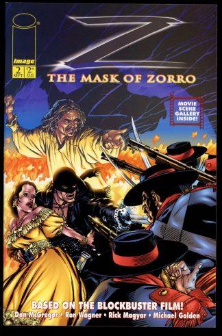 MASK OF ZORRO - #2 - 09/98 - 9.4 - Image