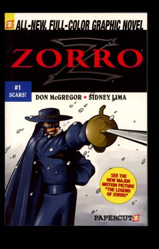 ZORRO - #1 - -/05 - 9.2 - Papercutz