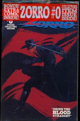 ZORRO - #0 - 11/93 - 9.4 - Topps