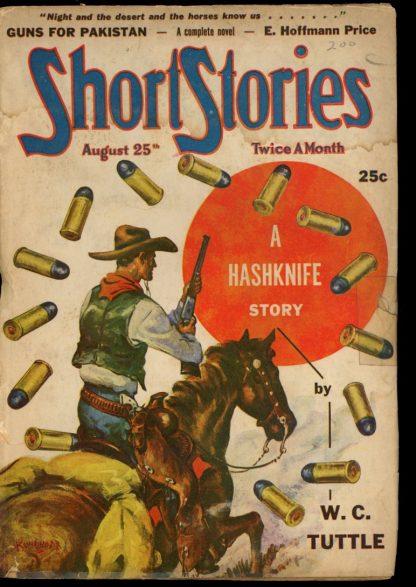 Short Stories - 08/25/42 - 08/25/42 - G - Short Stories