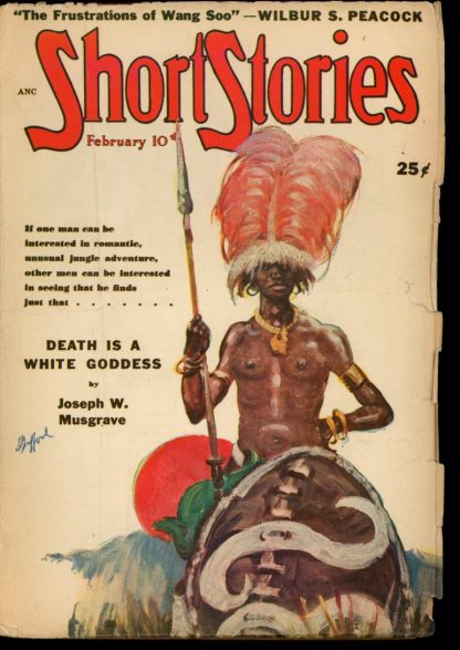 Short Stories - 02/10/49 - 02/10/49 - VG - Short Stories