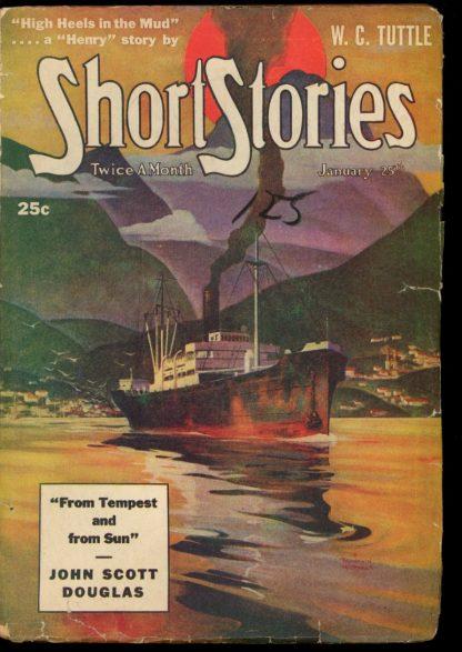 Short Stories - 01/25/46 - 01/25/46 - G-VG - Short Stories