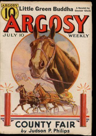 Argosy - 07/10/37 - 07/10/37 - FN - Munsey