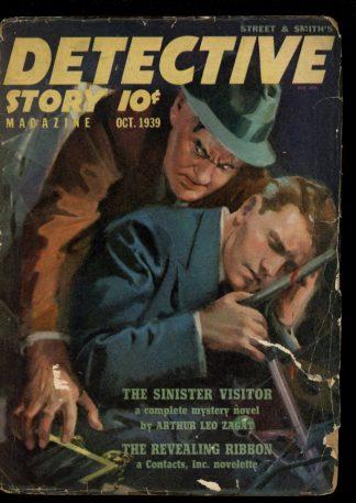 Detective Story Magazine - 10/39 - 10/39 - FA - Street & Smith