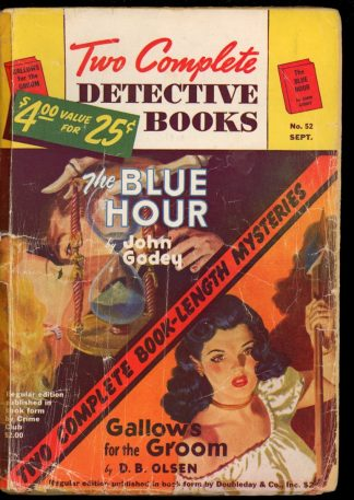 Two Complete Detective Books - 09/48 - 09/48 - FA - Fiction House