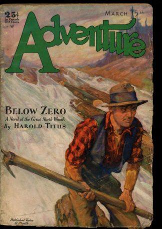 Adventure - 03/15/30 - 03/15/30 - G - Butterick