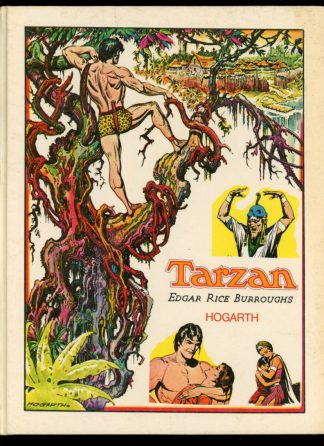 Tarzan And The Peoples Of The Sea And The Fire - 1974 - -/74 - VG - Pacific C.C.