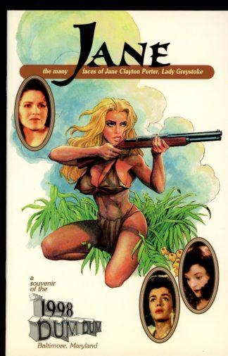 Jane: The Many Faces Of Jane Clayton Porter Lady Greystoke - 1998 DUM DUM - -/98 - FN - Dum Dum