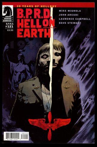 B.P.R.D. Hell On Earth - #121 - 07/14 - 9.4 - Dark Horse
