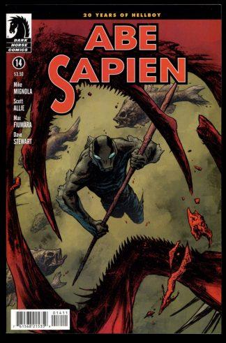 Abe Sapien - #14 - 07/14 - 9.6 - Dark Horse