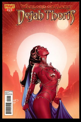 Warlord Of Mars: Dejah Thoris - #15 – CVR A - 09/12 - 9.6 - Dynamite