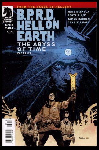 B.P.R.D. Hell On Earth - #103 - 01/13 - 9.6 - Dark Horse