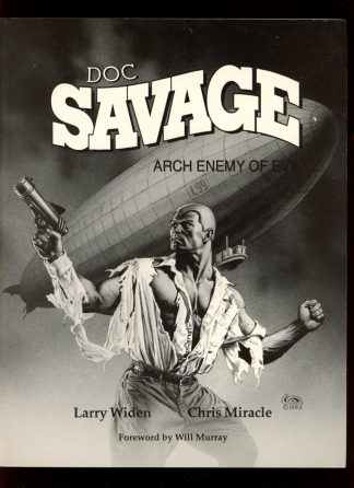 Doc Savage Arch Enemy Of Evil - 1st Print - 07/93 - FN - The Fantasticon Press