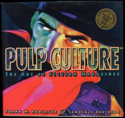 Pulp Culture: The Art Of Fiction Magazine - 2nd Print - -/01 - NF/NF - Collectors Press