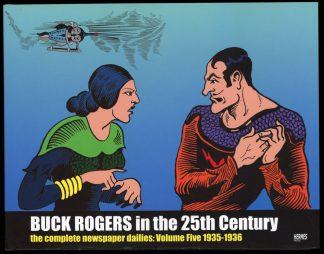 Buck Rogers In The 25th Century: Complete Newspaper Dailies - VOL.5 1935-1936 - -/11 - FN/FN - Hermes Press
