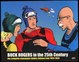 Buck Rogers In The 25th Century: Complete Newspaper Dailies - VOL.4 1934-1935 - -/10 - FN/FN - Hermes Press