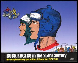Buck Rogers In The 25th Century: Complete Newspaper Dailies - VOL.1 1929-1930 - -/08 - FN/FN - Hermes Press