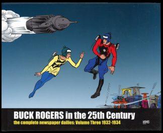 Buck Rogers In The 25th Century: Complete Newspaper Dailies - VOL.3 1932-1934 - -/09 - FN/FN - Hermes Press