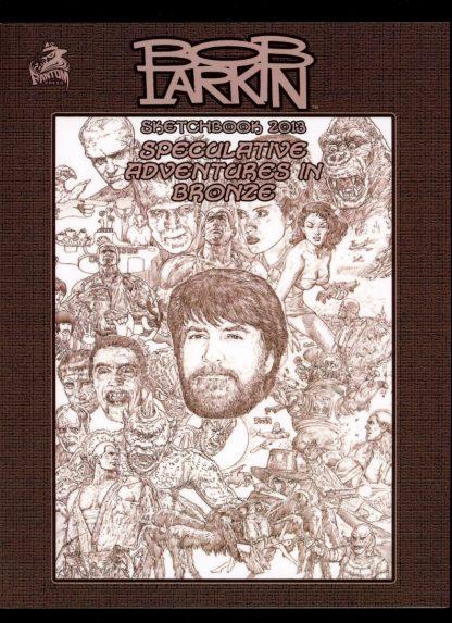 Speculative Adventures In Bronze - 1st Print - #17 - 02/13 - FN - Fantom Press