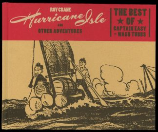 Hurricane Isle And Other Adventures - 1st Print - -/15 - VG - Fantagraphics Books