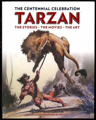 Centennial Celebration Tarzan - 1st Print - 10/12 - FN/FN - Titan Books