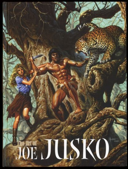 Art Of Joe Jusko - 2nd Print - 10/11 - NF - IDW