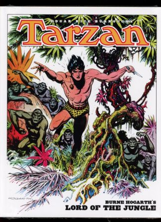 Edgar Rice Burroughs' Tarzan: Burne Hogarth's Lord Of The Jungle - 1st Print - 07/14 - FN - Dark Horse