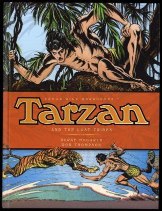 Tarzan And The Lost Tribes - VOL.4 - 1st Print - -/17 - FN - Titan Books