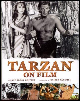 Tarzan On Film - 1st Print - 08/16 - NM - Titan Books
