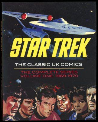 Star Trek The Classic Uk Comics - VOL.1 - 1st Print - 02/16 - FN/FN - IDW
