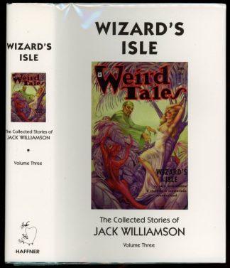 Wizard's Isle - VOL.3 - 1st Print - -/00 - FN/FN - Haffner
