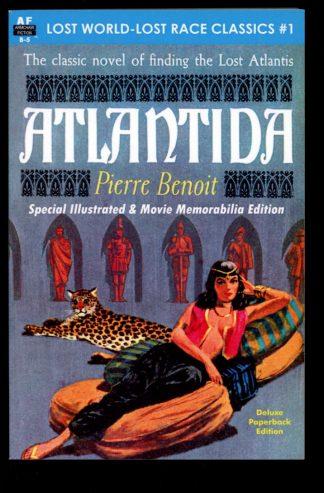 Atlantida - B-5 - #1 – POD - -/15 - FN - Armchair Fiction