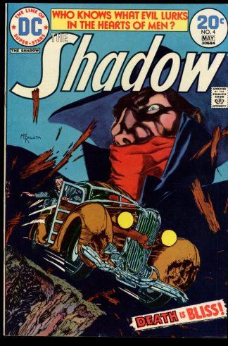 Shadow - #4 - 04-05/74 - 9.0 - DC