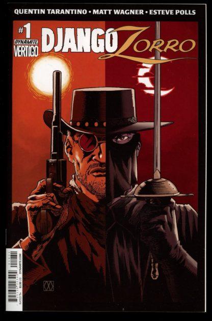 Django/Zorro - #1 – CVR C - 11/14 - 9.4 - Dynamite