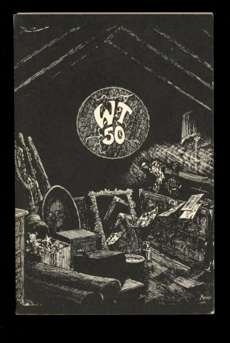 Wt 50 - 1st Print - -/74 - G - Robert Weinberg
