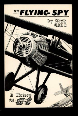 Flying Spy - 1st Print - -/78 - NF - Robert Weinberg