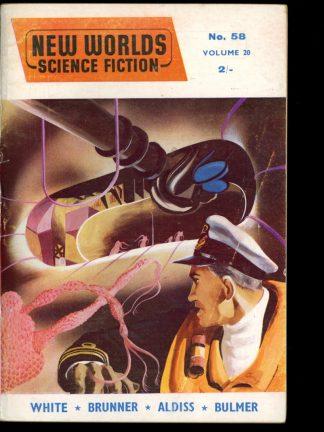 New Worlds Science Fiction - 04/57 - 04/57 - VG - Nova Publications
