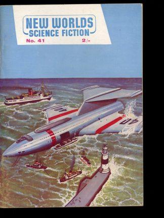 New Worlds Science Fiction - 11/55 - 11/55 - FN - Nova Publications