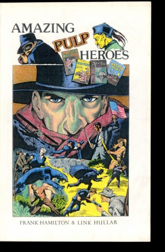 Amazing Pulp Heroes - 2nd Edition - 10/96 - NF/FN - Gryphon Books