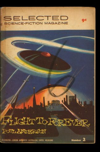 Selected Science-Fiction Magazine - #2 - -/55 - G - Gordon and Gotch