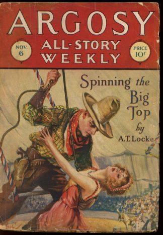 Argosy All-Story Weekly - 11/06/26 - 11/06/26 - G - Frank A. Munsey