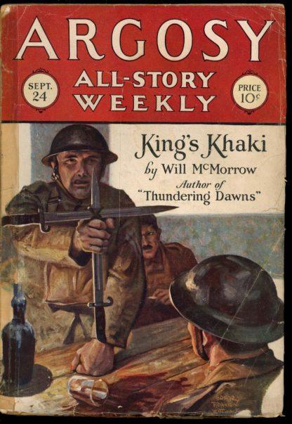 Argosy All-Story Weekly - 09/24/27 - 09/24/27 - FA-G - Frank A. Munsey