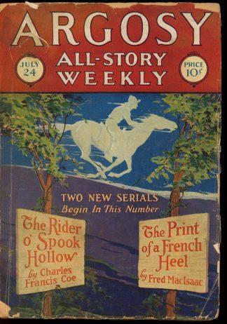 Argosy All-Story Weekly - 07/24/26 - 07/24/26 - FA-G - Frank A. Munsey