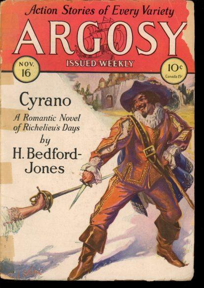 Argosy - 11/16/29 - 11/16/29 - G - Frank A. Munsey